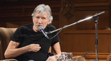 Roger Waters on Palestine