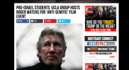 Breitbart attacks UCLA students for screening anti-occupation film
