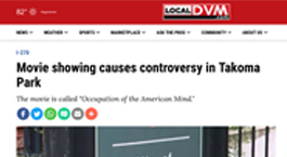 Movie showing causes controversy in Takoma Park